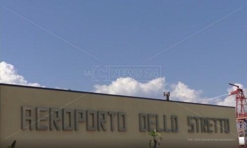 L'aeroporto Tito Minniti di Reggio Calabria
