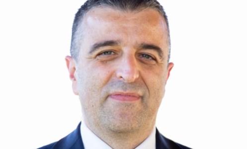 Il sindaco Corrado L'Andolina