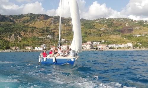 Cetraro, un momento della regata