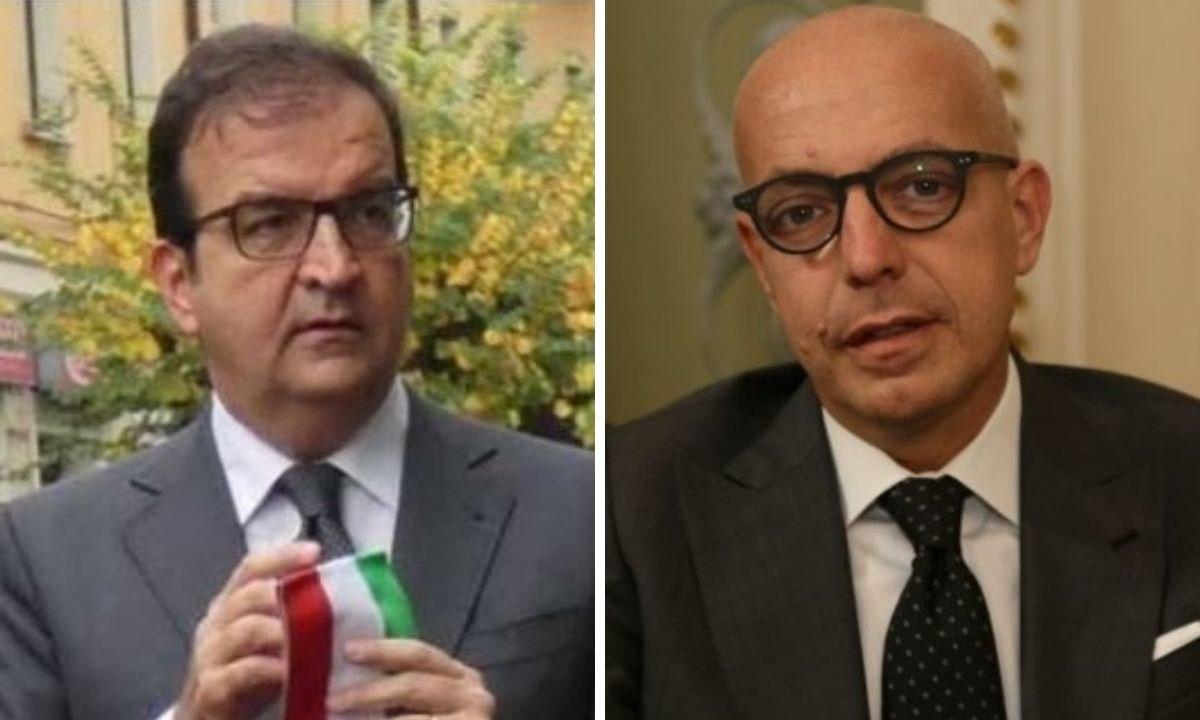 Mario Occhiuto e Piercarlo Chiappetta