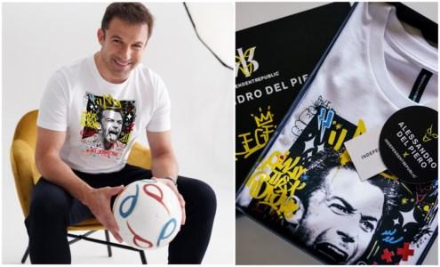 Il progettoL'artista vibonese che collabora con Del Piero: «Anche in Calabria si possono realizzare i propri sogni»