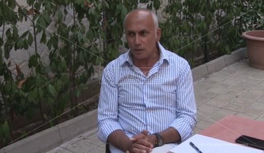 Cosenza verso il ballottaggio, Franz Caruso: «Premiato dal buon senso dei cittadini»