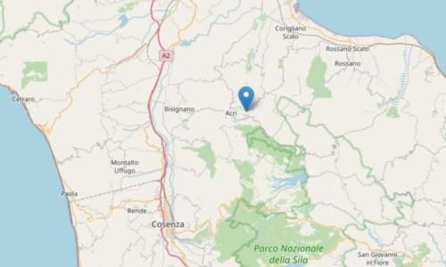 La terra tremaTerremoto Calabria, scossa di magnitudo 2.9 nel Cosentino: epicentro ad Acri