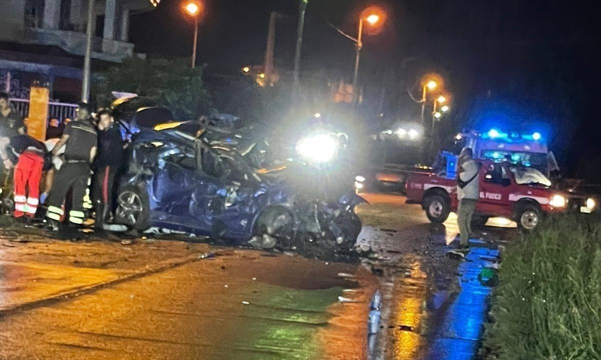 Le immagini del drammatico incidente