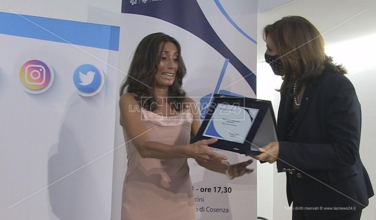 Premiata la giornalista brasiliana Gina Marques