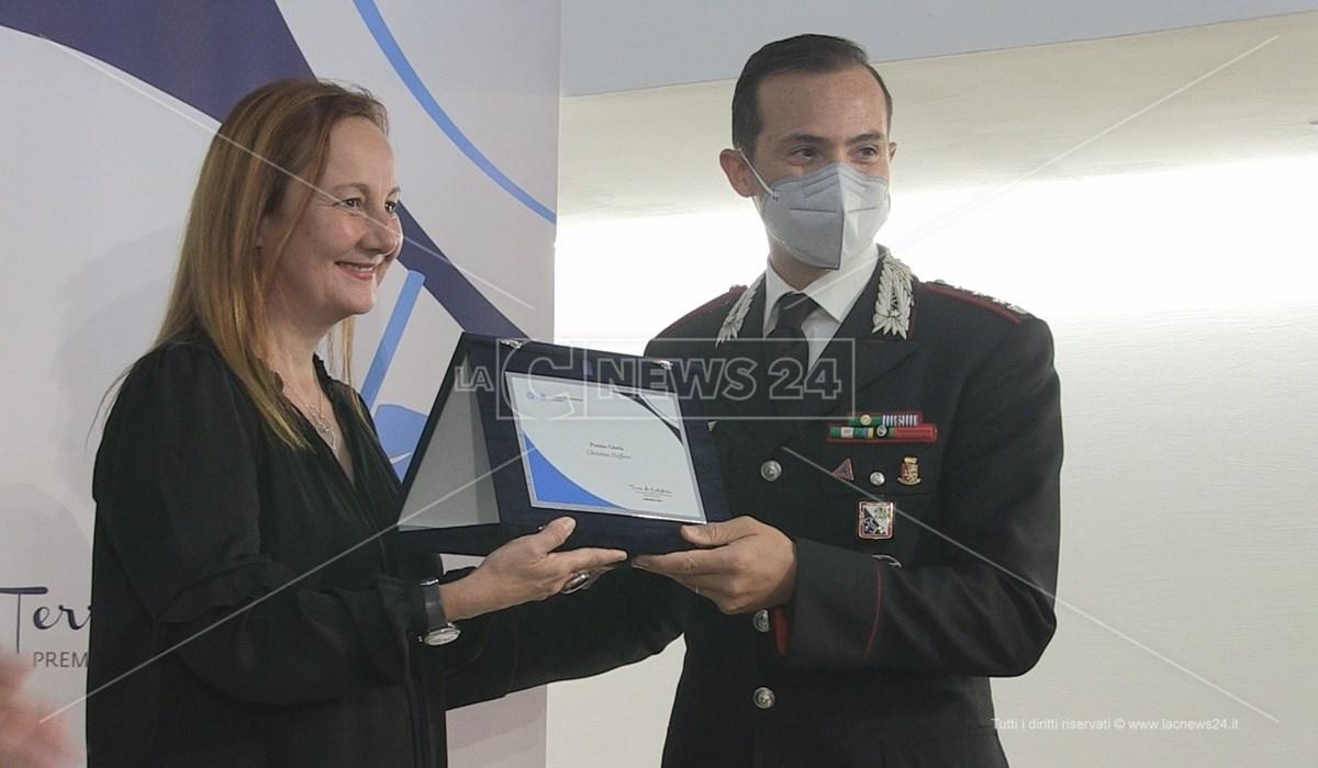 Premio della giuria alla giornalista austriaca a Christina Hofferer