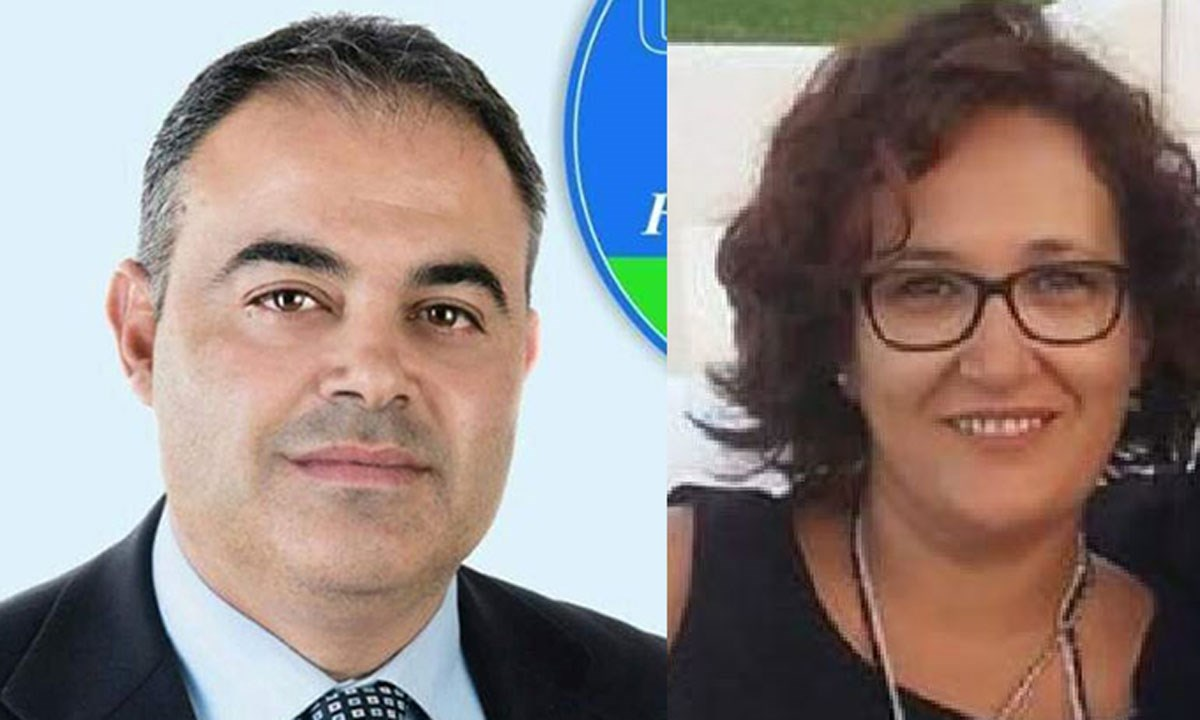 Umberto Lorecchio e Gina Spina