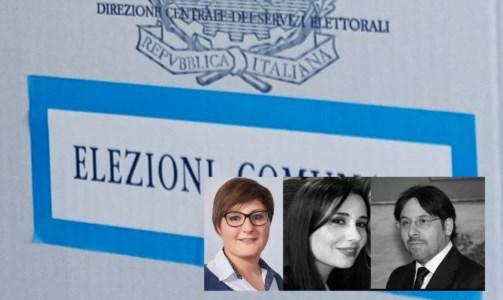 Amministrative 2021Elezioni comunali a Borgia, in tre si contendono la fascia tricolore