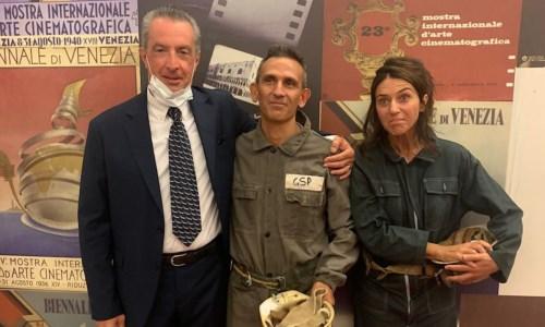 """Festival del Cinema""""Il buco"""" fa breccia a Venezia. L'ex presidente della Film Commission Citrigno: «Merita il Leone d'oro»"""