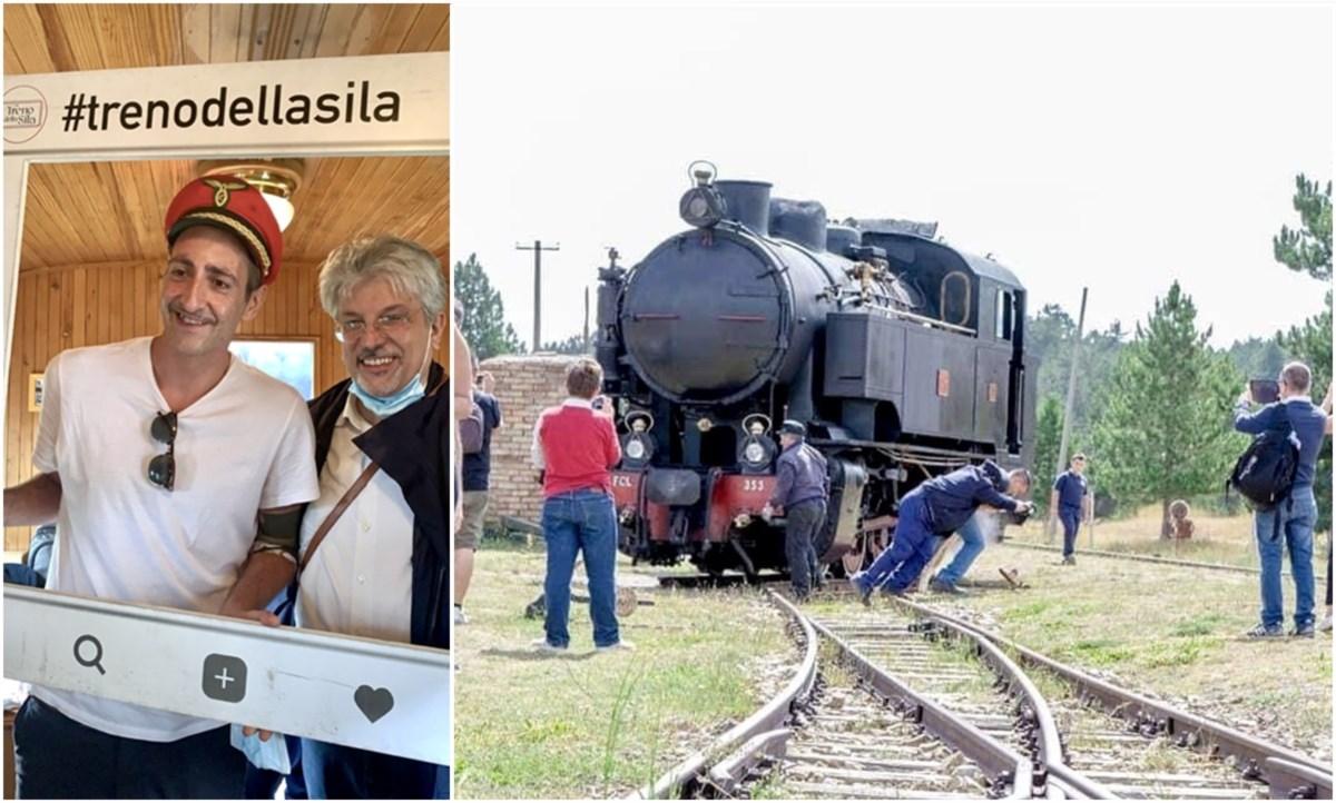 Gabri Gabra e il treno della Sila