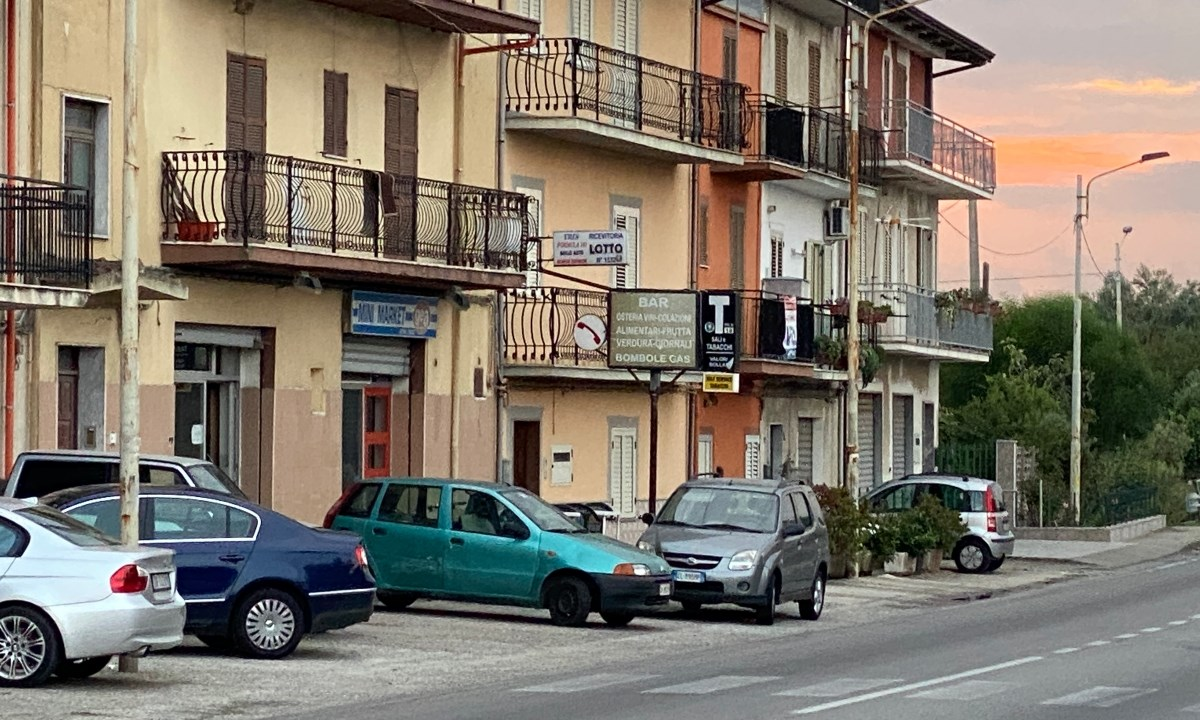 La tabaccheria di contrada Toscano