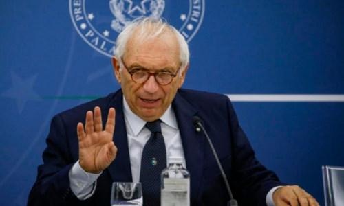 Il ministro Patrizio Bianchi (foto Ansa)