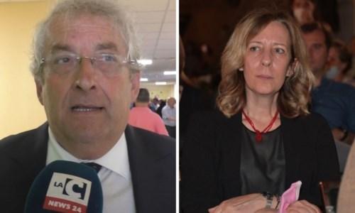 Iv, Ernasto Magorno e Silvia Vono