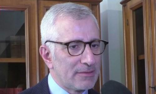 Il procuratore Giuseppe Capoccia