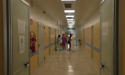 Il reparto di malattie infettive al Gom di Reggio Calabria