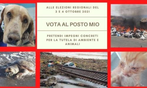 Vota al posto mio: la campagna delle associazioni ambientaliste rivolta alla politica regionale
