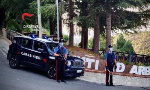 L'aggressioneCalci e pugni contro la Caserma dei carabinieri di Arena: convalidati i due arresti