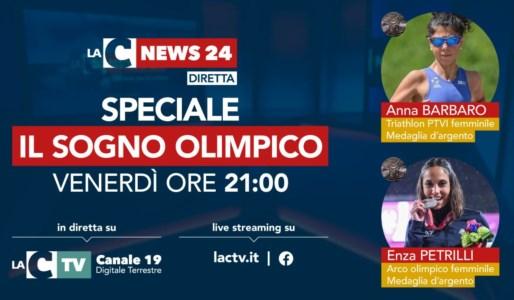 Tokyo 2020Il sogno olimpico, le due campionesse calabresi protagoniste dello speciale di LaC