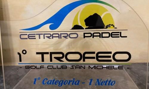 Cetraro Padel, al via il torneo di golf nel suggestivo campo del Grand Hotel San Michele