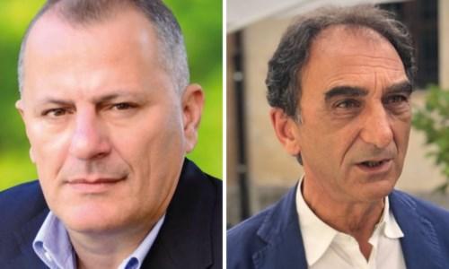Sergio Costanzo e Sergio Abramo