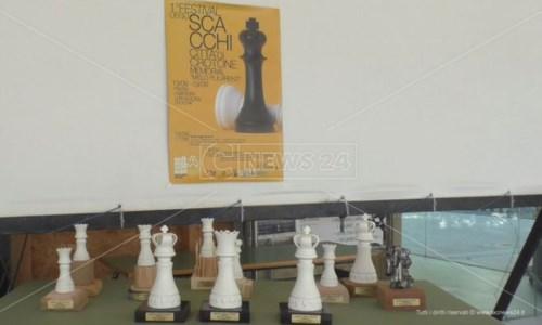 L'iniziativaCrotone, al Parco Pitagora il primo Festival degli scacchi