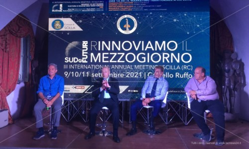 L'evento internazionaleScilla, cultura e turismo al centro del dibattito a Sud e Futuri: ecco la chiave dello sviluppo