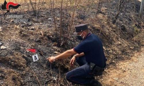 L'operazioneIncendi, individuato piromane a Castrovillari: è un ragazzo di 17 anni