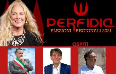 Regionali 2021Traditi e traditori (politici) nella nuova puntata di Perfidia: Grippo ospita Tansi, Vetere e Talerico