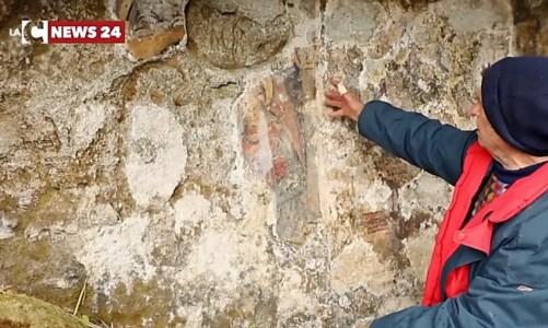 Calabria da scoprireLa grotta di Santu Liu e il fascino delle icone bizantine custodite nelle vallate di Drapia