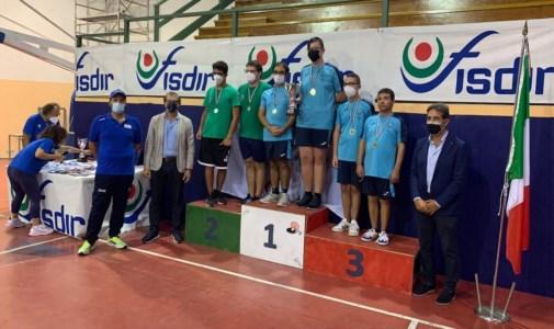 Oltre la disabilità, a Reggio Calabria i Campionati nazionali di tennis tavolo