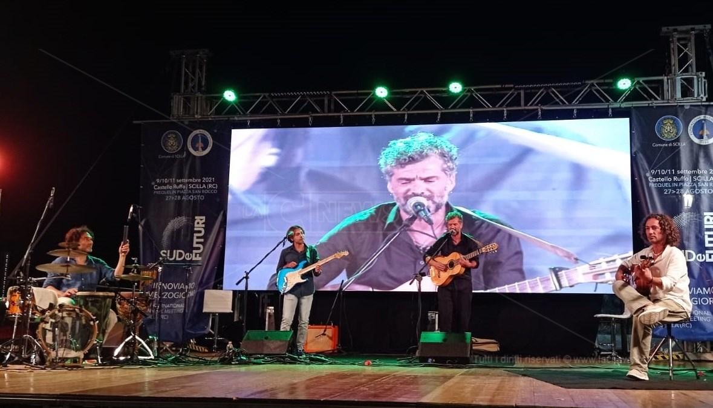 """Eventi in CalabriaMacagnino Trio chiude la Badolato Summer Theatre, la rassegna degli artisti """"sopravvissuti"""" al Covid"""