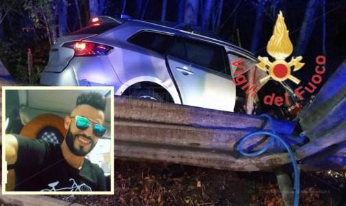 Dal LametinoCelebrati i funerali del 31enne morto nell'incidente a Gizzeria: l'auto guidata dall'autore della strage dei ciclisti