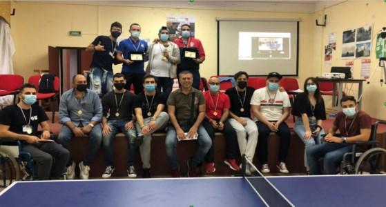 A Vibo Valentia il primo torneo inclusivo di tennistavolo organizzato dall'Aism