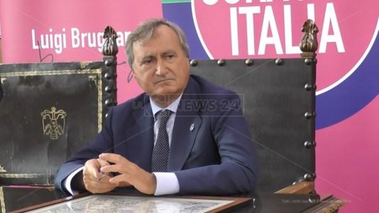 Regionali 2021Elezioni Calabria, il leader di Coraggio Italia a Catanzaro: «Litigare per i posti è l'esempio peggiore»