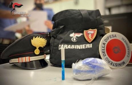 In auto con 150 grammi di cocaina: arrestato 66enne nel Vibonese