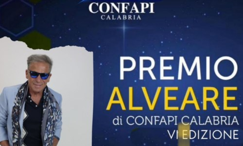Eventi in CalabriaCosenza, sesta edizione del Premio Alveare: riconoscimento per lo stilista Claudio Greco