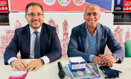 Elezioni comunaliAmministrative Cosenza, il segretario nazionale del Psi Maraio: «Con Franz Caruso parte un nuovo progetto»