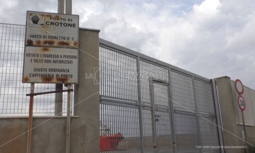 Trasporti CalabriaPorto Crotone, il segretario generale dell'autorità di sistema: «È una nostra priorità»
