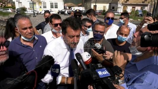 Salvini a Mileto