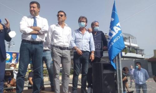 ElezioniRegionali, Salvini torna in Calabria: «Vincerà Occhiuto con 25 punti di distacco»