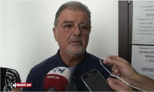 L'avvocato Fabio Anselmo