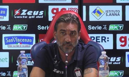 Qui SqualiCrotone, Modesto carica la squadra in vista della trasferta a Brescia: «Dobbiamo essere bravi e tosti»