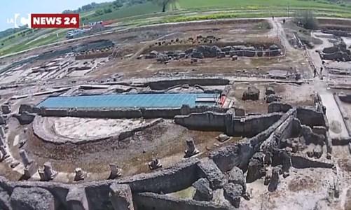 Il rilancioIl parco archeologico di Sibari pronto ad ospitare un museo, il direttore: «Diventerà un polo di legalità»