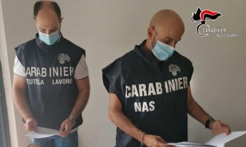Reggio, lavoratori in nero con il reddito di cittadinanza: deferito e multato titolare di un'azienda