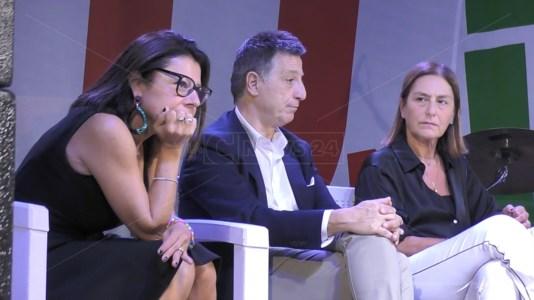 Paola De Micheli, Nello Gallo, Enza Bruno Bossio