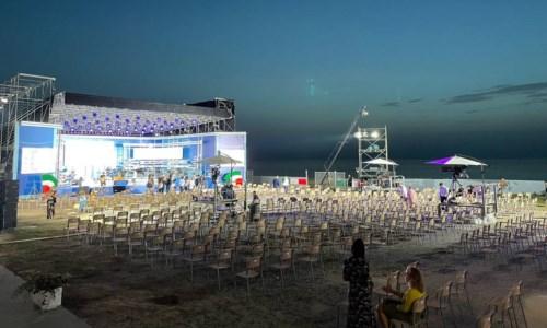 Inaugurazione anno scolasticoTutto pronto a Pizzo per l'arrivo di Mattarella, attesi anche big dello sport e della musica