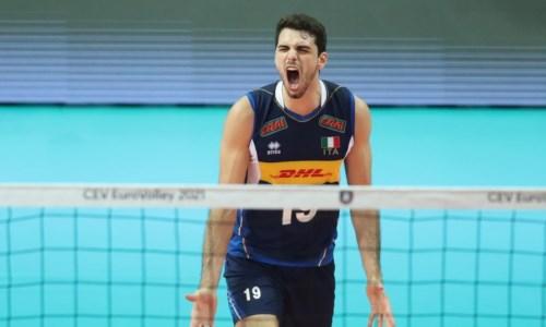 Europei di Volley, l'Italia batte la Serbia e vola in finale: tra gli azzurri anche il calabrese Lavia