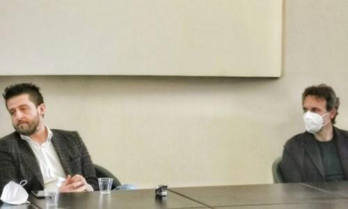 Il sindaco Stasi e il vice Malavolta su posizioni contrapposte