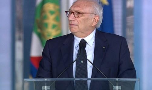 Il ministro Patrizio Bianchi