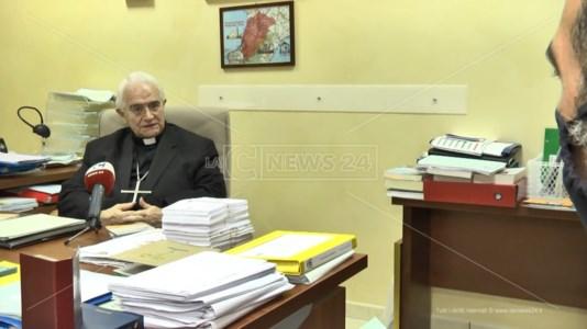 Il vescovo Francesco Milito
